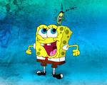 Sponge out of Water: Teamwork!