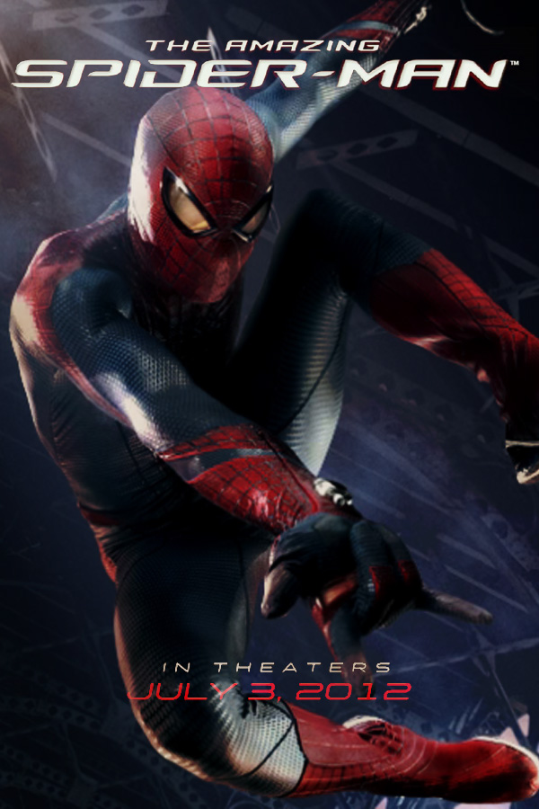 The Amazing Spiderman poster 2 by DComp