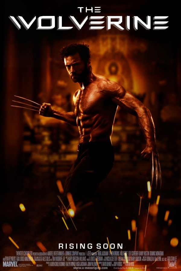Върколакът /The Wolverine /2013 The_wolverine__2013__movie_poster_by_dcomp-d5fvozy