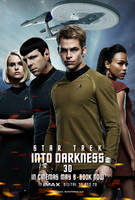 Star Trek Into Darkness poster by DComp