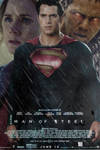 Man of Steel theatrical poster