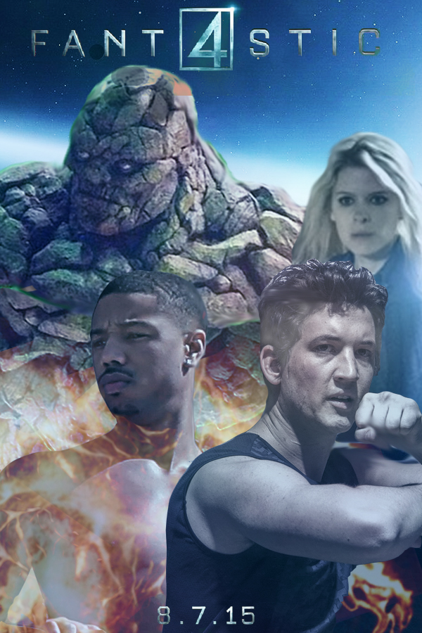 Fantastic Four 2015  IMDb
