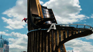 Spider-Man joins the Marvel movie universe