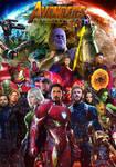 Avengers: Infinity War poster (revised)
