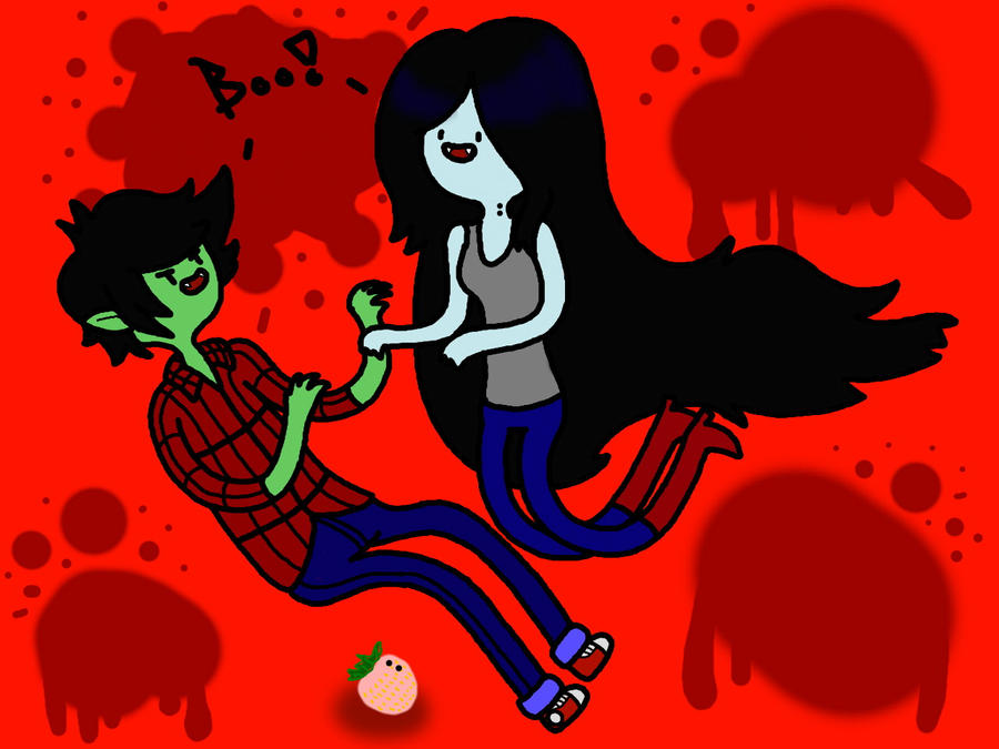 Adventure Time Wallpaper Marceline And Marshal Lee Download