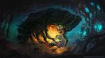 Super Metroid Draygon vs Samus