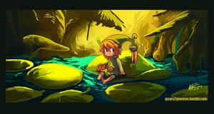 AGDQ2017 Zelda Minishcap by knight-mj