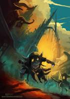 Critical Role -  Nott by knight-mj