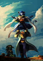 Critical Role - Standing