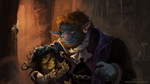 Critical Role - Nott and Pumat Sol