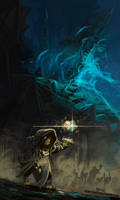 Critical Role - Beacon Illusion by knight-mj