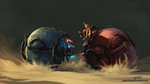GW2 - The Roller Beetle Race