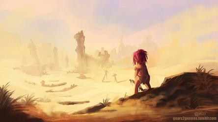 Conan Exiles - An adventure ahead by knight-mj