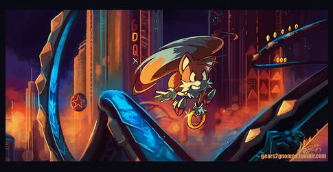 GDQX2018 Sonic Mania by knight-mj