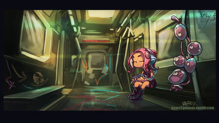 AGDQ2019 Splatoon 2 Octo Expansion by knight-mj
