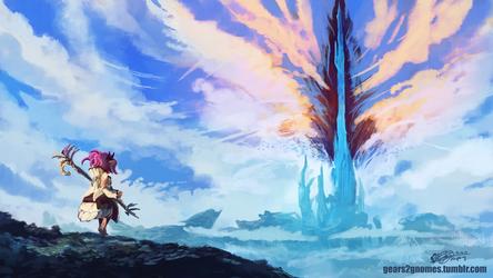 FFXIV - Shadowbringers - Crystal Tower