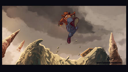 SGDQ 2019 - Crash Bandicoot