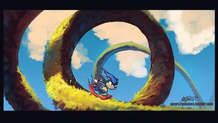 SGDQ 2019 - Sonic