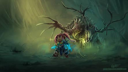 Guild Wars2 - Boneskinner