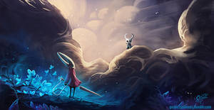 Hollow Knight - A Meeting