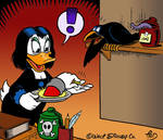 Surprised Magica De Spell