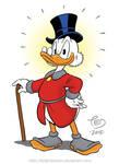 Proud Scrooge