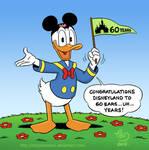 Congratulations Disneyland