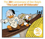The 20th anniversary of The Last Lord Of Eldorado