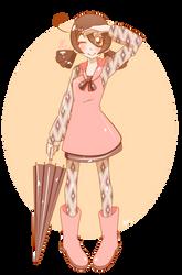 Moji by RyusukeMayu
