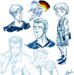 Ludwig sketches