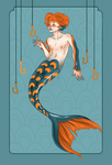 Commission: Philip The Merboy