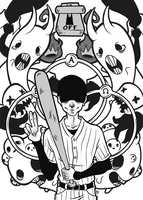 The Batter: The Patron Saint of the Purified by TentacleWaitress