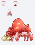 Chansect Pokemon Fusion