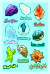 Pokemon Evolution Stones Redesign
