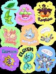 Misc Pokemon 3