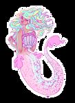 Mermaid for #mermay