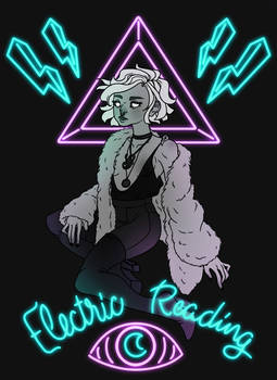 Neon Witch