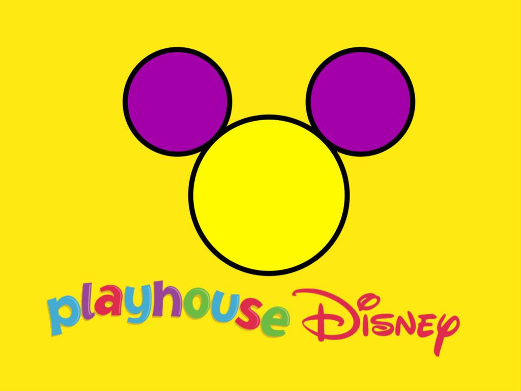 Playhouse Disney Europe 1999 Alternate Logo by Raffina