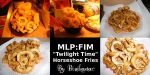 Horseshoe Fries from Twilight Time