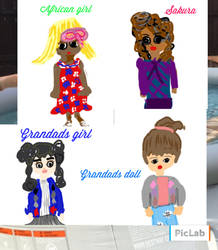 SWEETIES CHIBIS ADOPTS (OPEN) by sarymarie