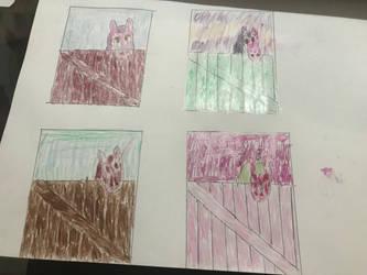 Mystery foals, 1 point each by sarymarie