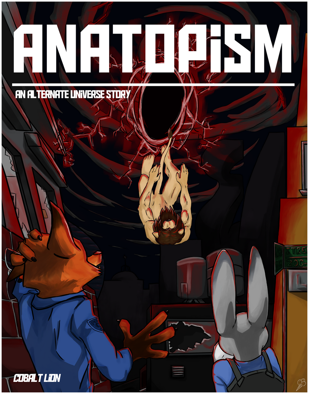 Story: Anatopism: An Alternate Universe Story