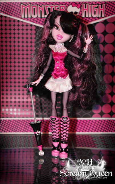 manu e monster high bratz da mh