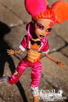 Bobbie Tainer MHOC by KittRen