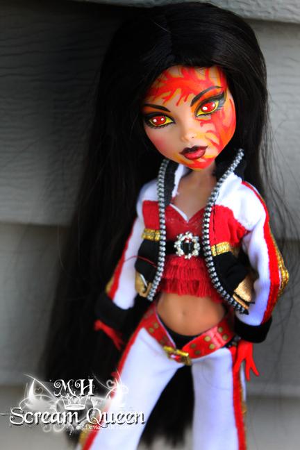 Phoebe Phoenix MHOC by KittRen