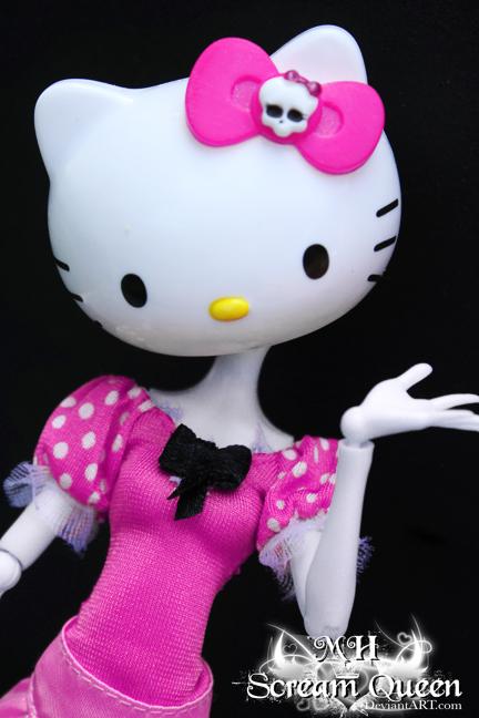 MH Hello Kitty by KittRen
