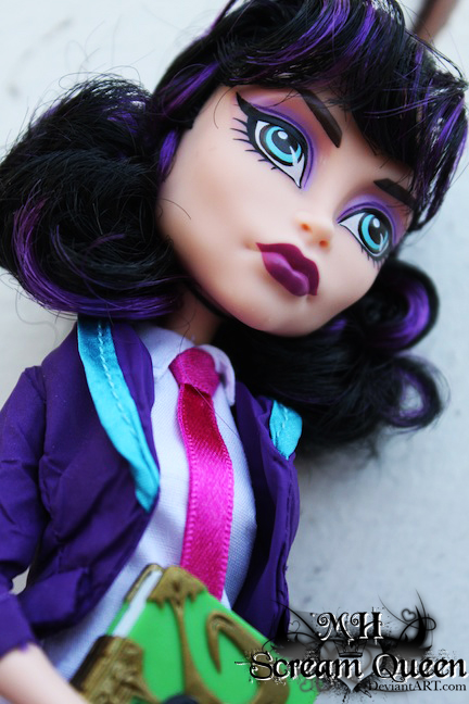 Our Future Headmistress by KittRen