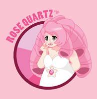 Rose Quartz by KittRen
