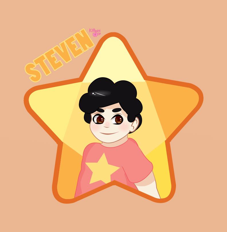 Steven by KittRen