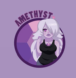 Amethyst by KittRen